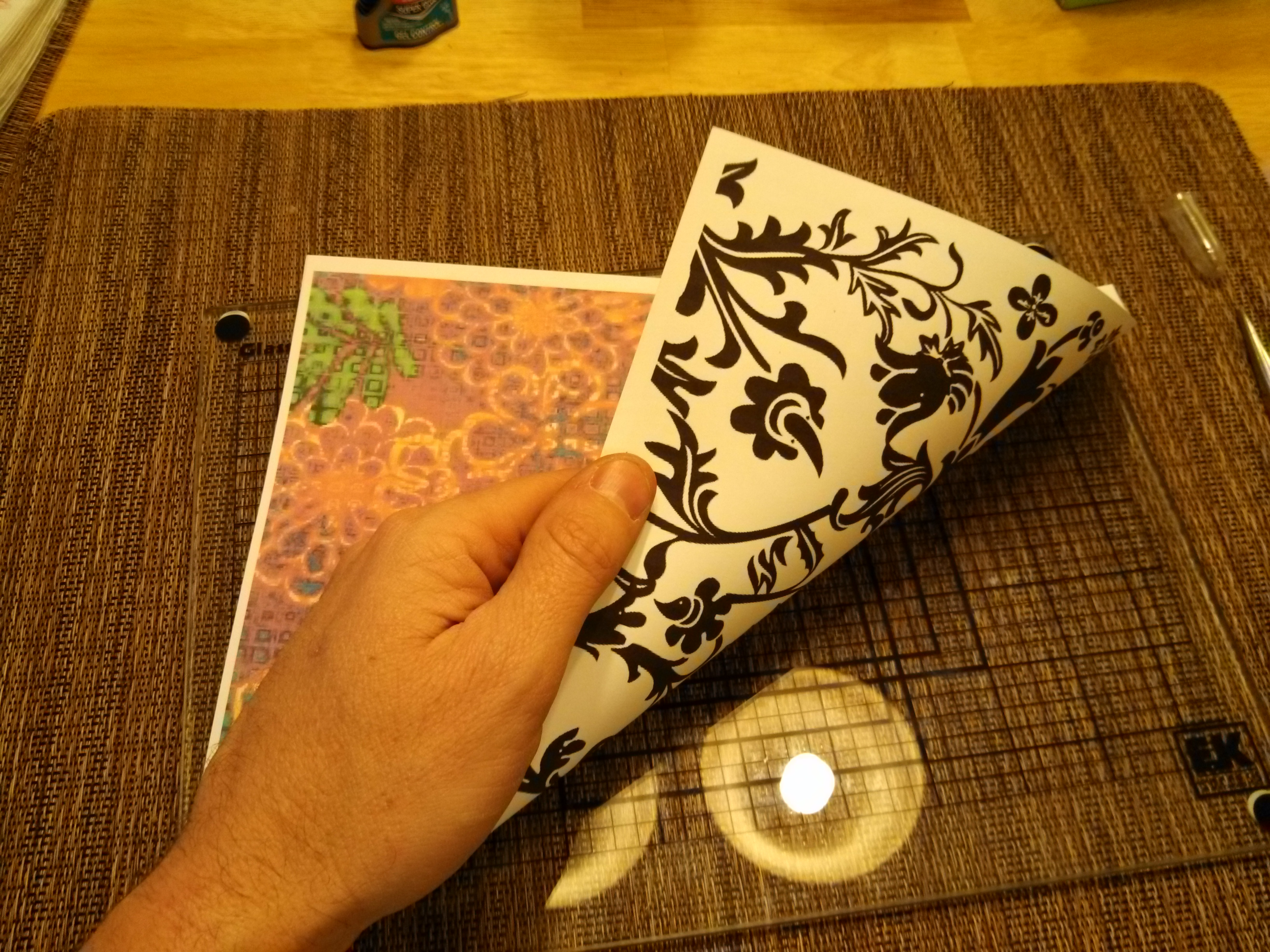 Picture of Setup, Find and Print Your Pattern