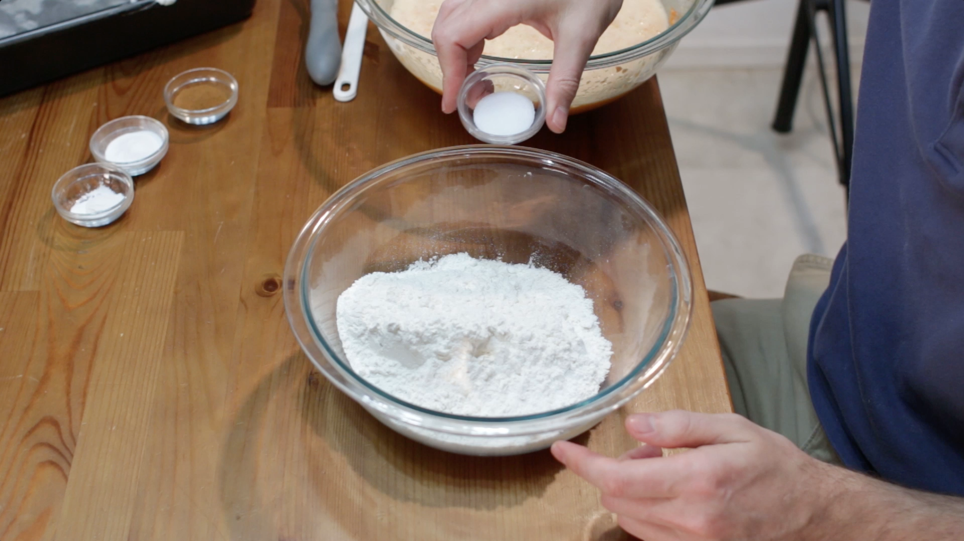 Picture of Whisk Those Dry Ingredients