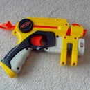How to mod a nerf nightfinder