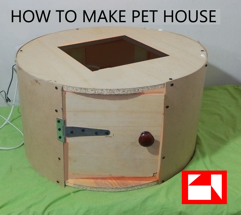 Picture of HOW TO MAKE PET HOUSE