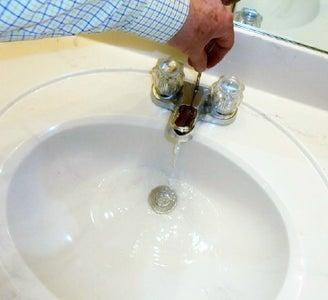Fix a Sink Stopper