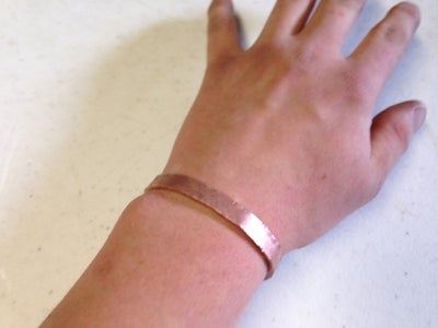 Making a Simple Copper Band