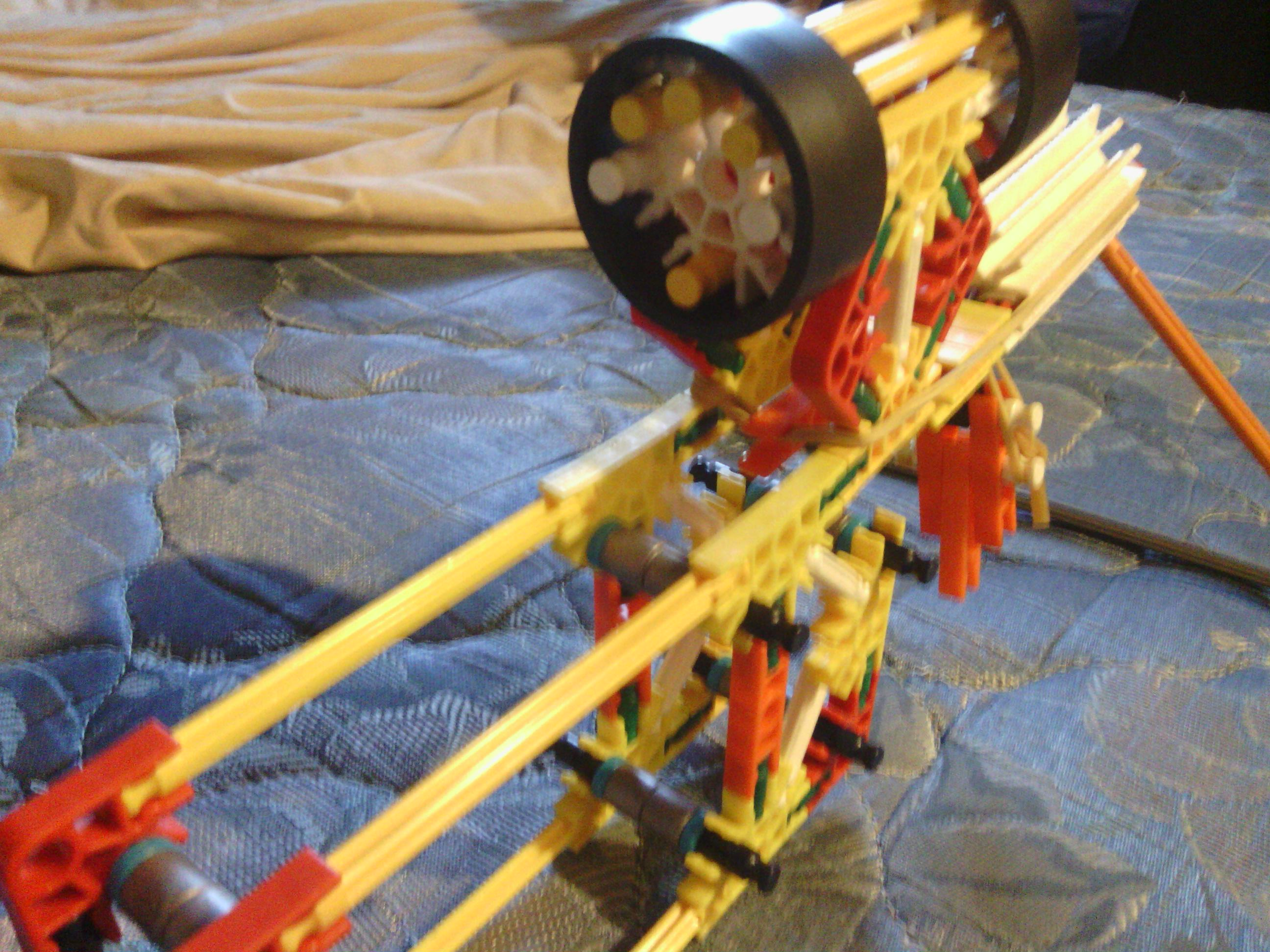 Picture of Mini Knex Sniper Rifle (Preview)