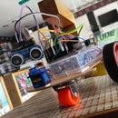 Voice Control Obstacle Avoidance Arduino Robot Car