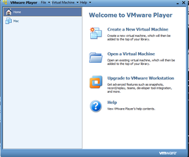 Install Mac OS X on VMWare Player (Part 1)