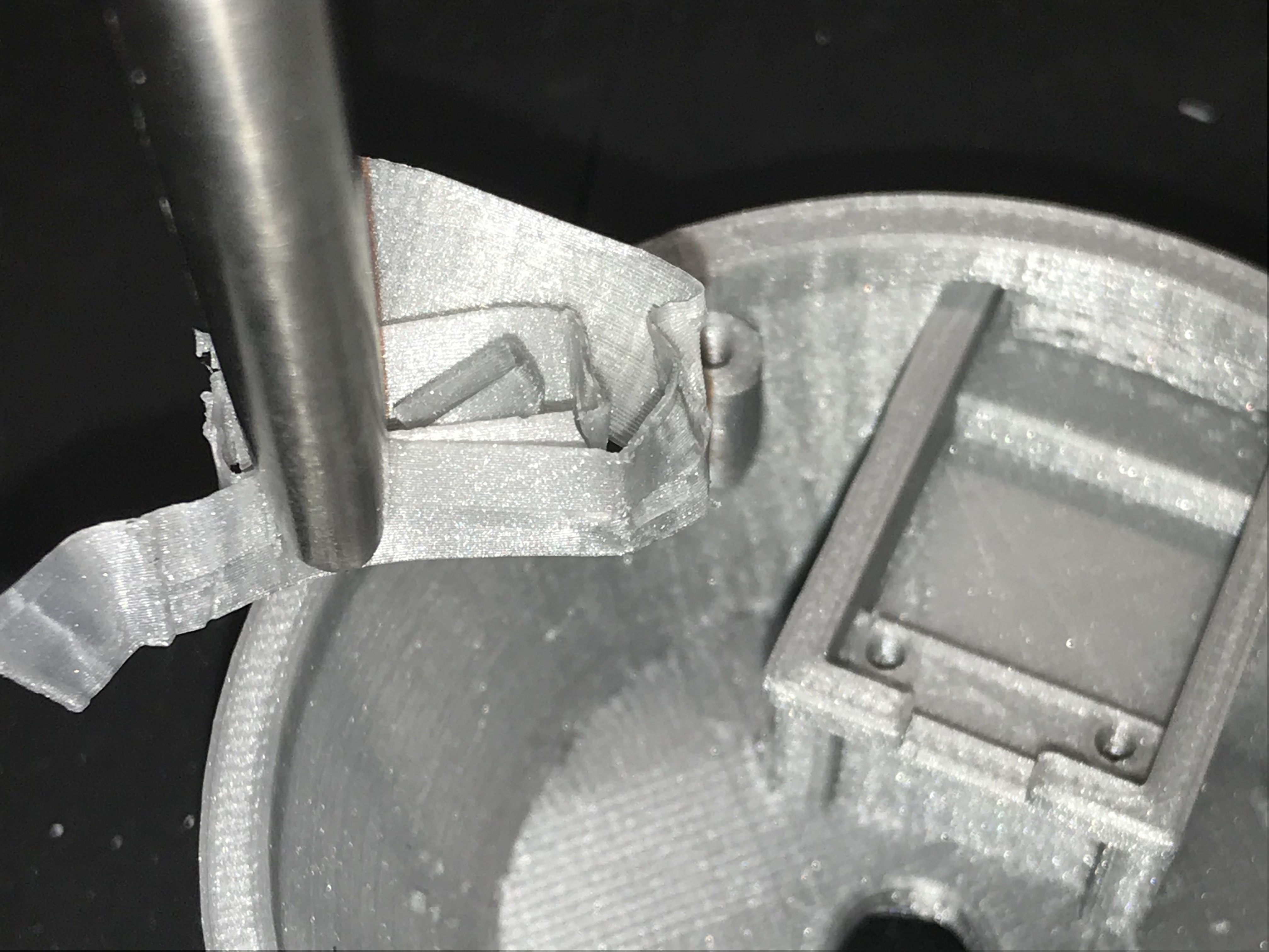 Picture of 3D Printing the Base