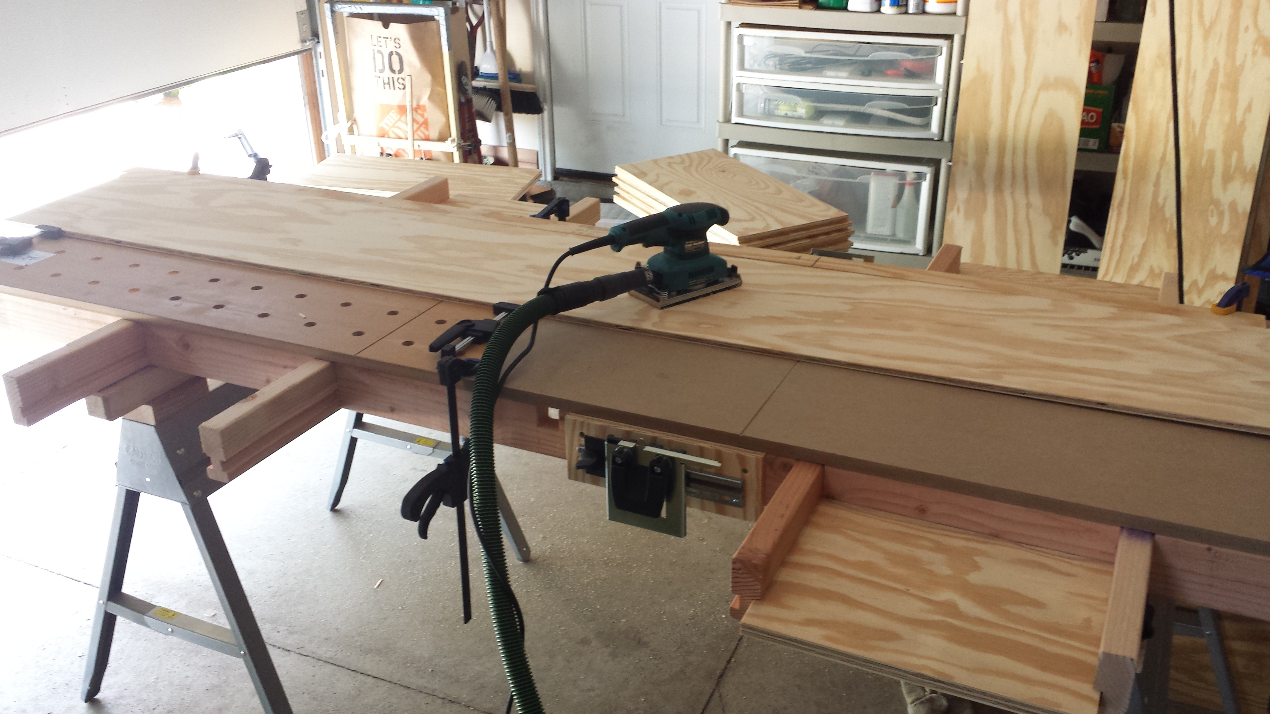 Picture of Cabinets Construction