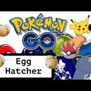 Pokemon GO: Egg Hatcher Machine