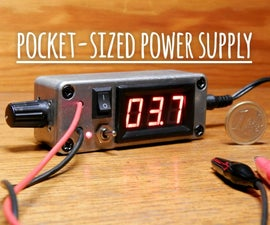Pocket-sized Power Supply
