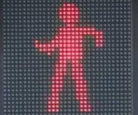 Dancing Traffic light