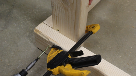 Cutting and Assembling the Front and Back Braces