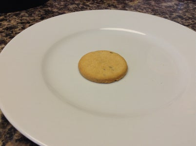 Get the Cookie on the Plate