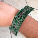 Circuit Board Bracelet