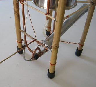 The Operating Chamber / Release Valve