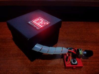 Mini-consola Con Arduino UNO