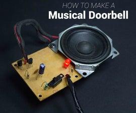 DIY Musical Doorbell