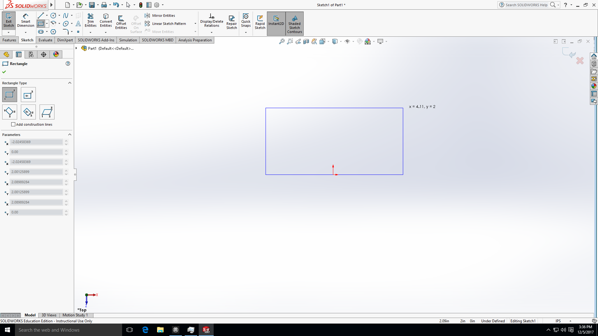 Picture of The Basic Sketch