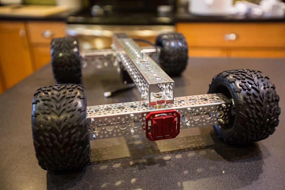 Picture of Rover Chassis