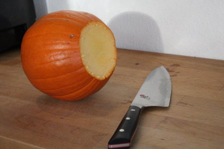 Cut Up the Pumpkin