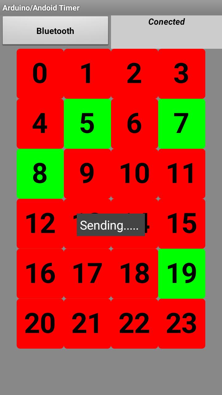Picture of App + Arduino Code