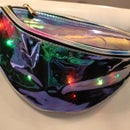15 Minute Cosmic Light Up Fanny Pack
