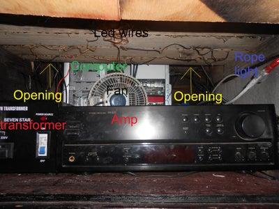 Step 10 Inside the Machine