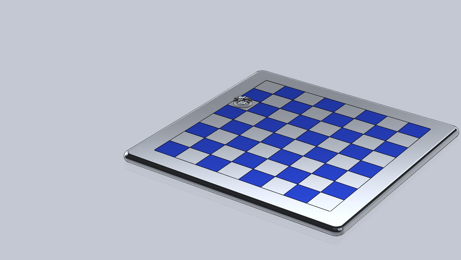 Picture of Customizable Checker Board