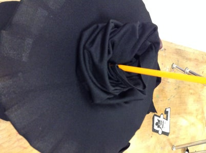 Finishing the Top of the Hat