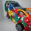 KNEX Car concept