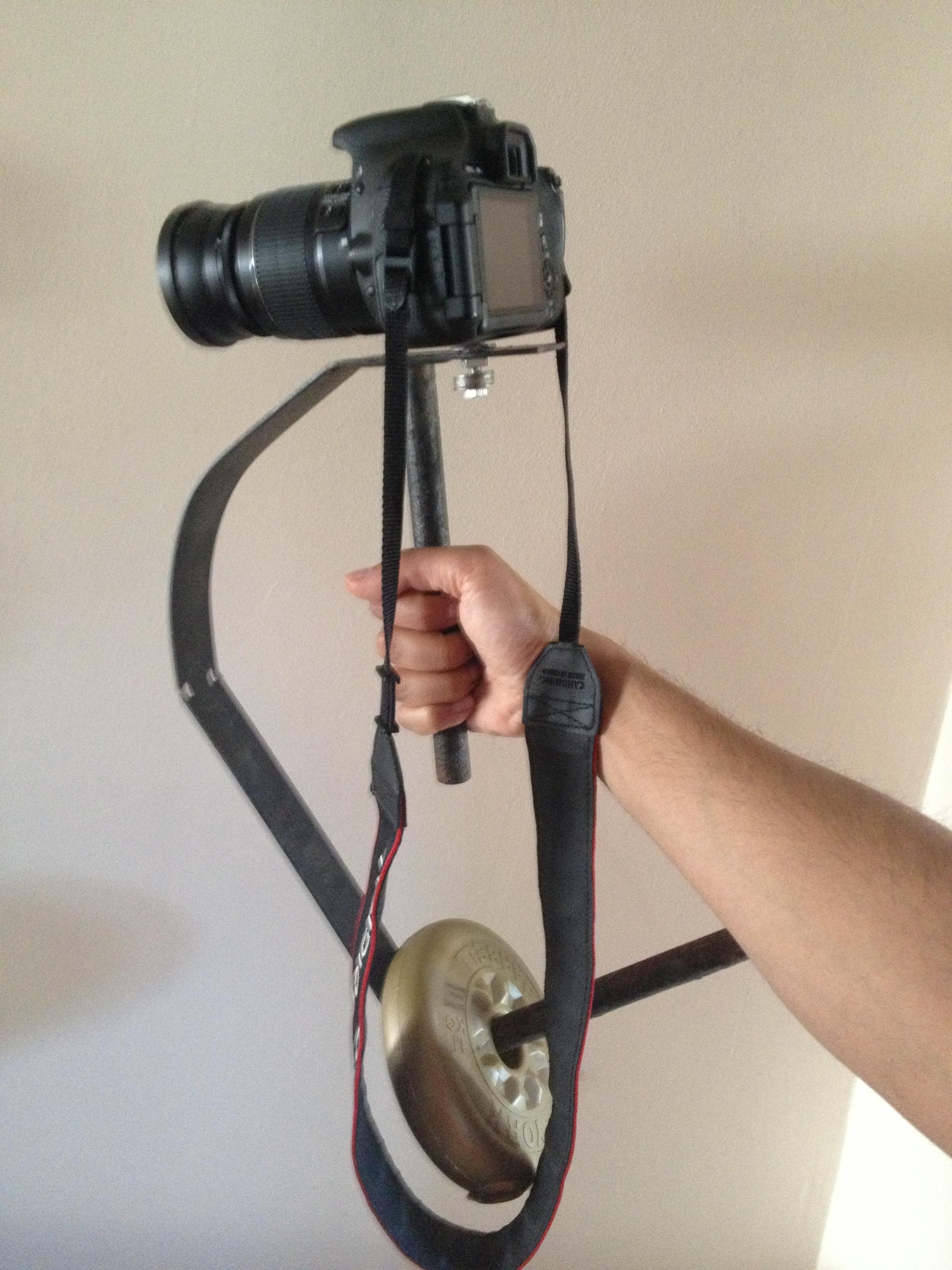 Picture of Make-shift Camera Stabiliser
