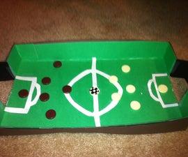 Simple Slide Soccer Game.
