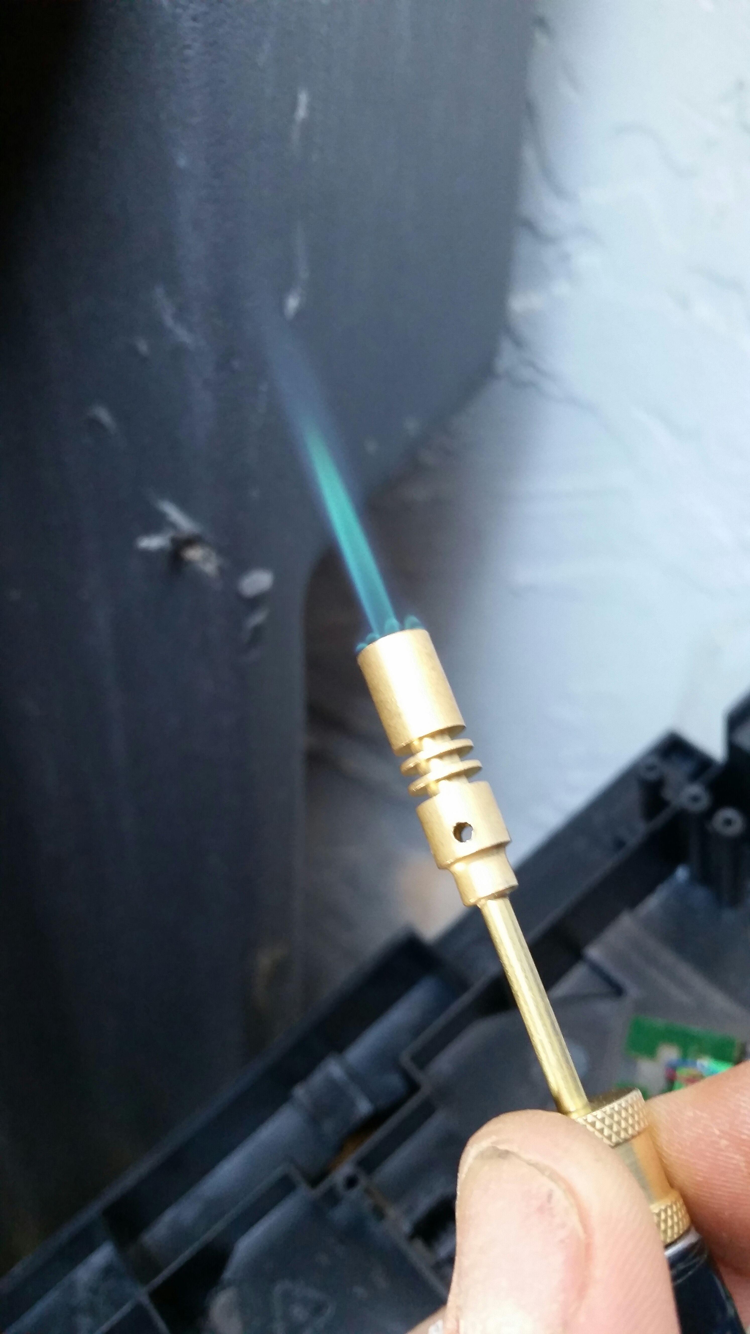 Fix Pencil Torch