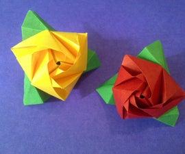 Magic Cube Rose