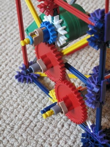 Motor and Gears