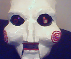 How to make the Jigsaw Killers puppet, Billy, for virtually nothing