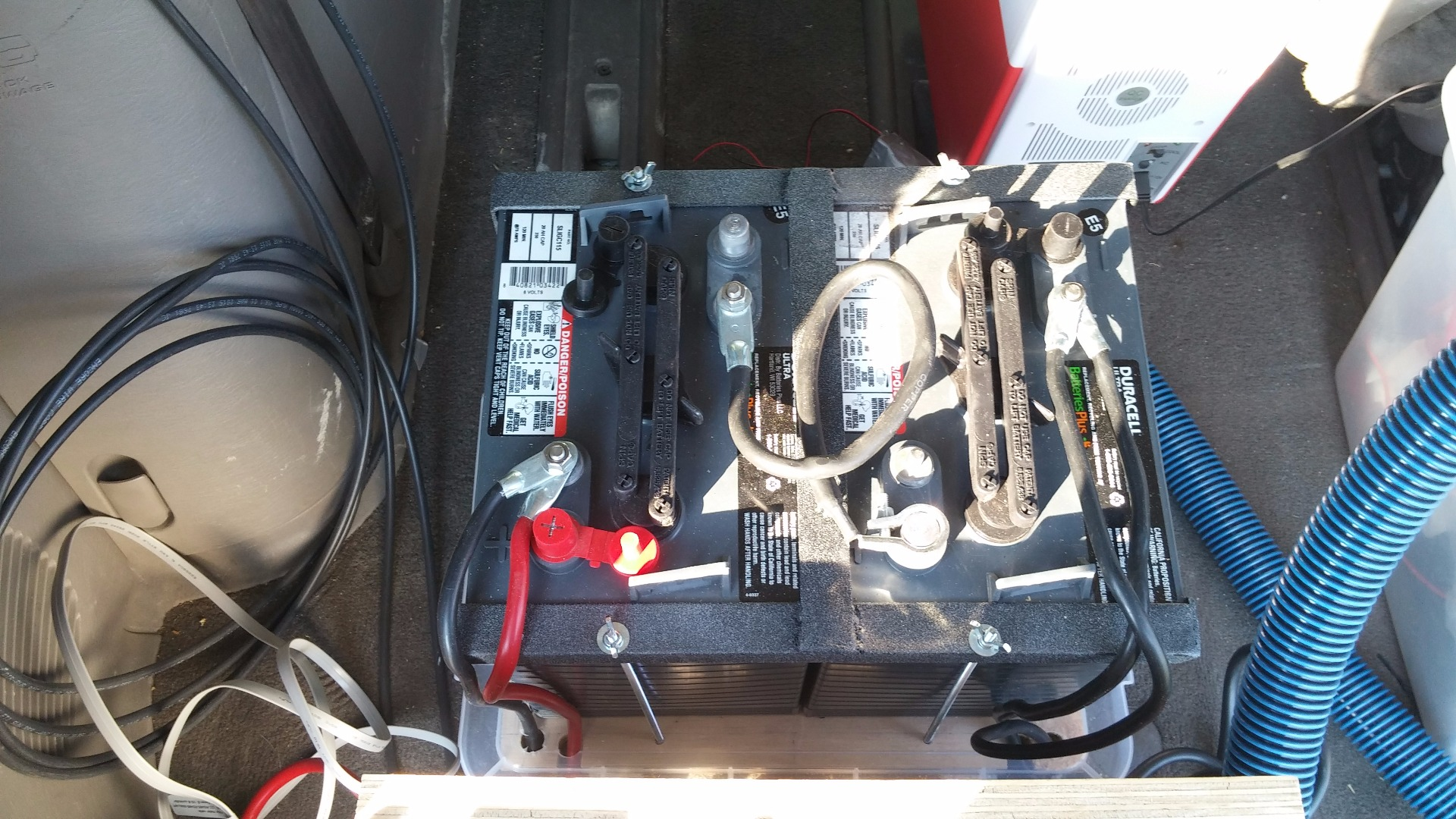 Picture of Step 2: Battery Box Construction
