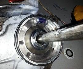 Washing Machine Clutch Replacement