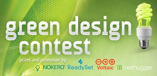 Instructables Green Design Contest