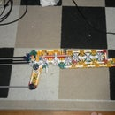 Knex shotgun prototype (uses shells)