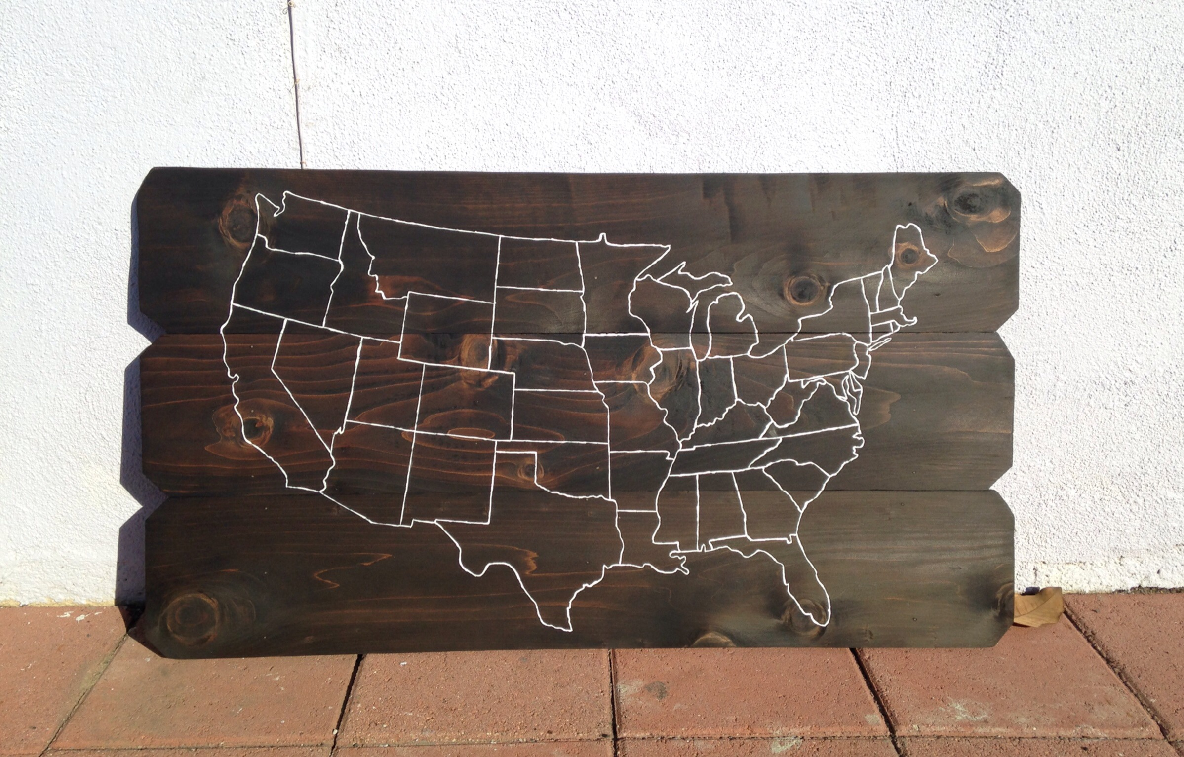 Picture of Wooden Wall Art
