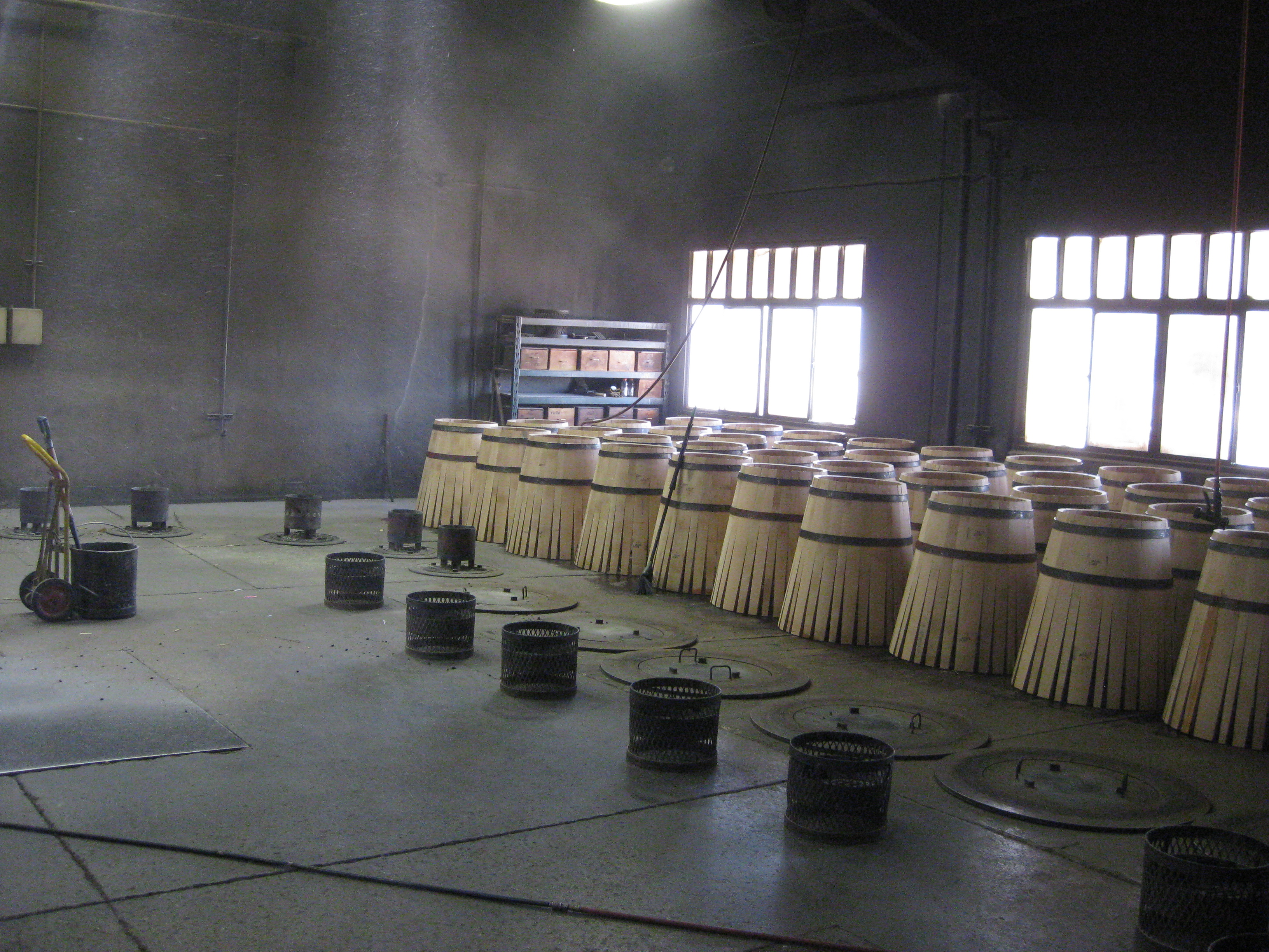 Picture of Barrel Making: the World's Second Oldest Profession
