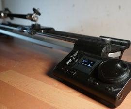 Motorized Camera Slider