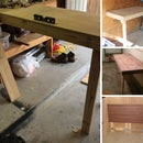 Tiny Shed Workbench