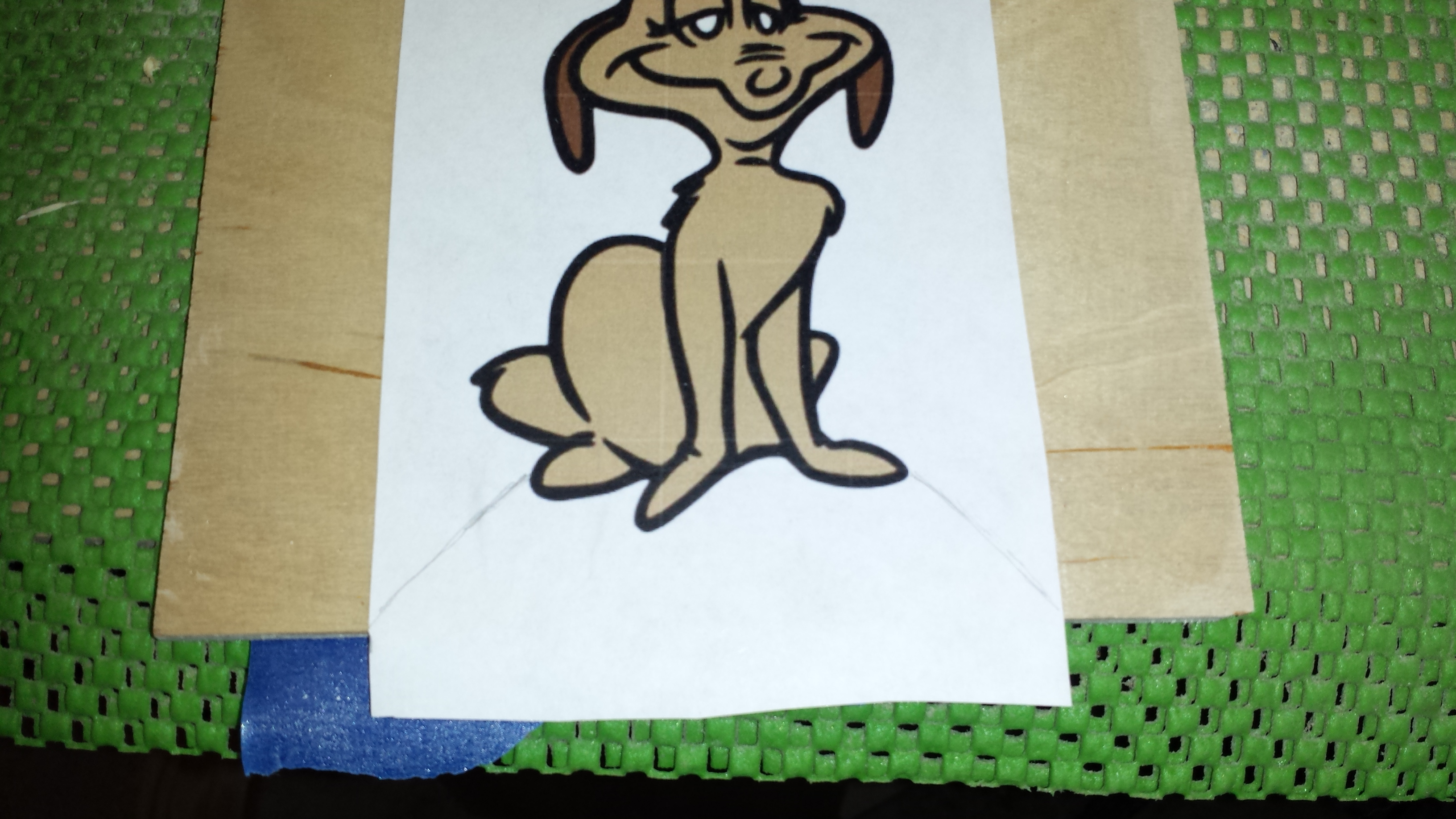 Picture of Scroll Saw the Grinch