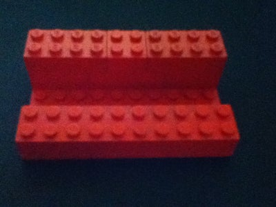 Simple Lego IPod Touch Stand - All Generations