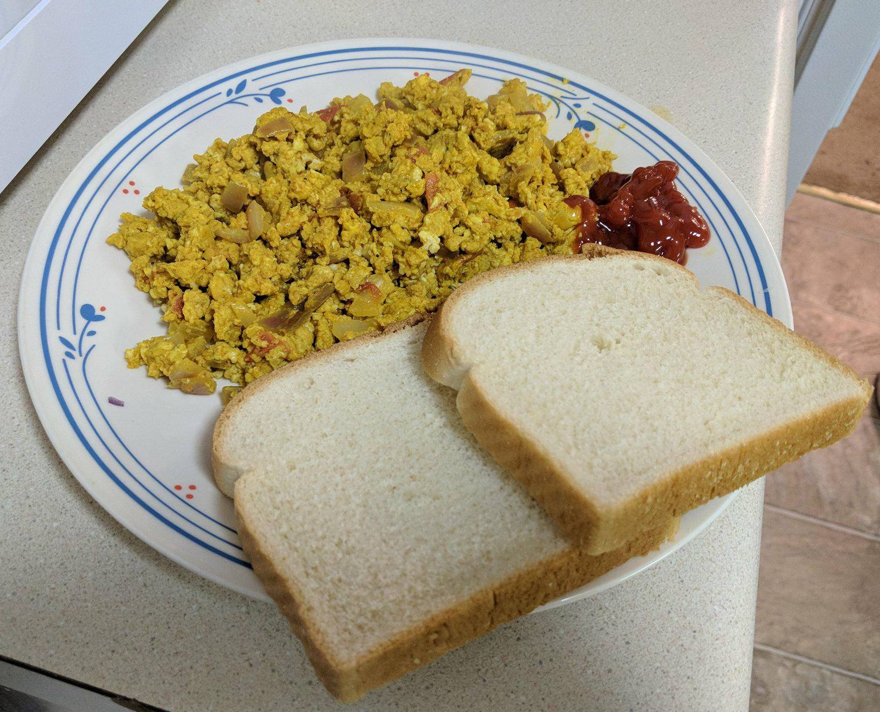 Picture of Supremely Spicy Scrambled Eggs