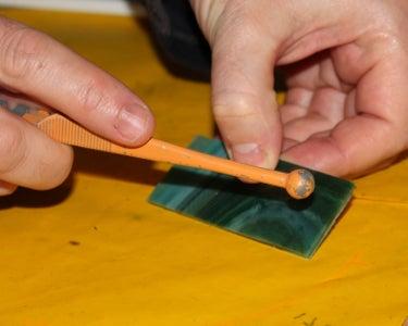 Alternative Methods of Braking Glass.
