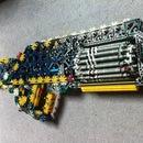 K'nex Double Barrel shotgun: M-37 Falcon