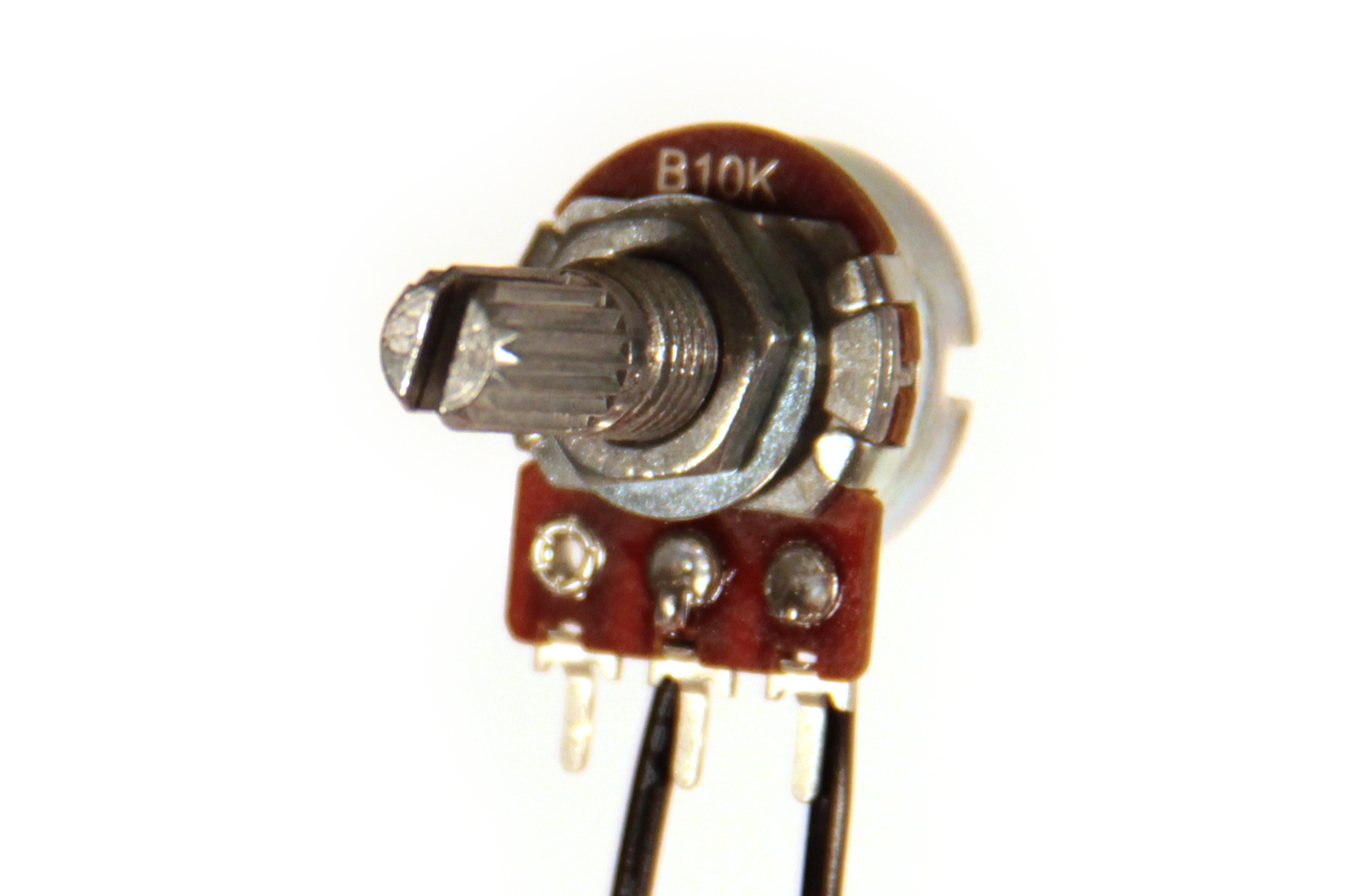 Picture of Wire a Potentiometer As a Variable Resistor