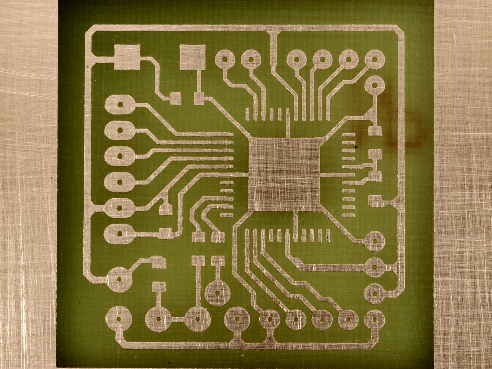 Picture of The Etchinator - Low Cost PCB Spray Etcher (under $100)